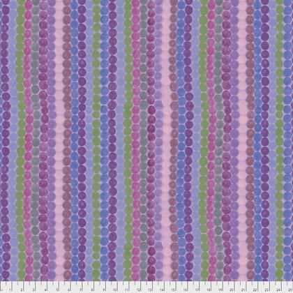 Keiko Goke How Do You Do? Dot Parade Purple