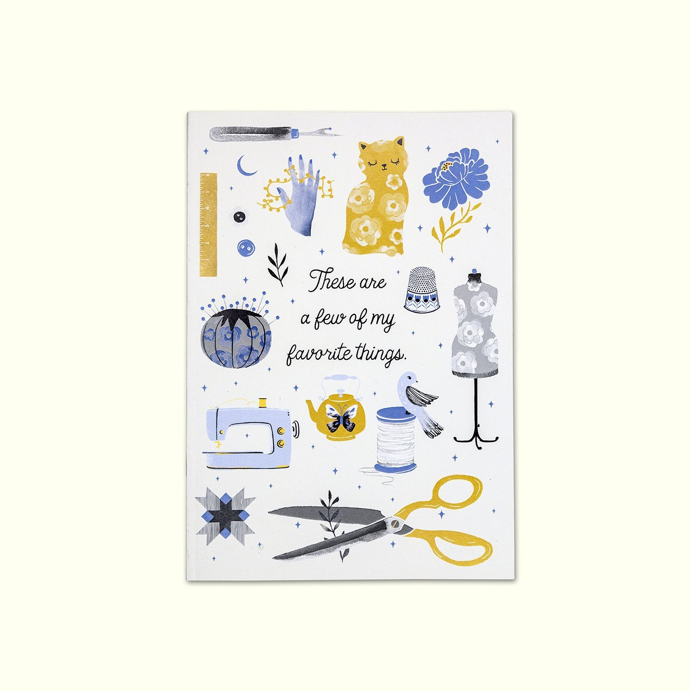 Crafted Moon Favorite Things Journal