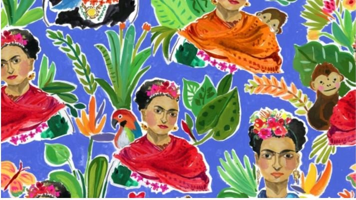 Viva Mexico Multi Fabric