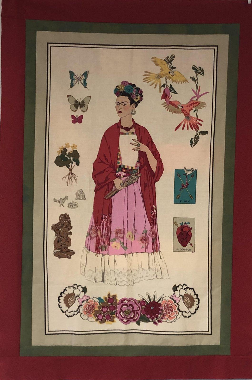 Frida Kahlo Panel Kit