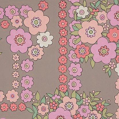 A Ghastlie Bouquet Gray Pink