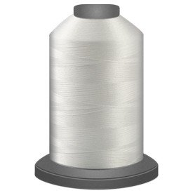 Glide 5,000m Cone White #10000 Thread