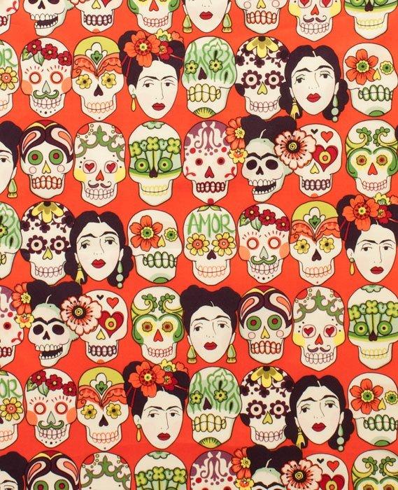 Gotas de Amor Frida - Cantaloupe - Frida Kahlo