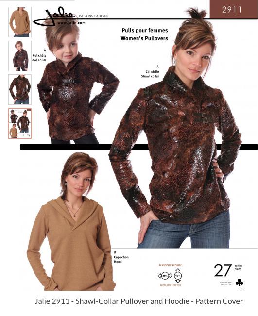 Jalie Women's Pullover