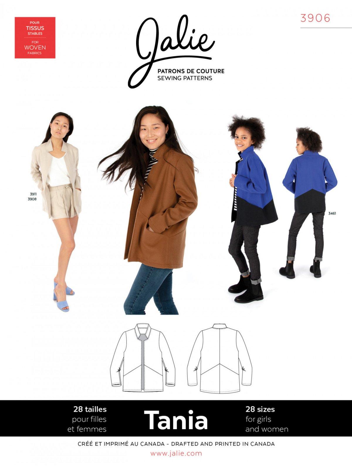 Jalie Tania Coat