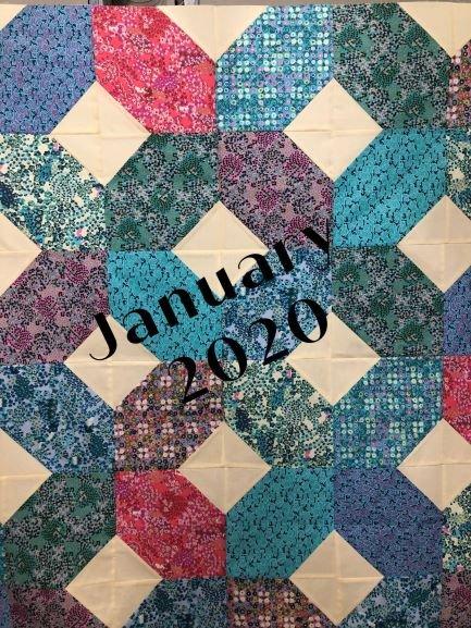 January 2020 Top-a-Long Kit