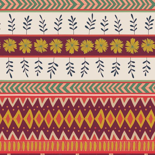 Sun Tracks in Knit