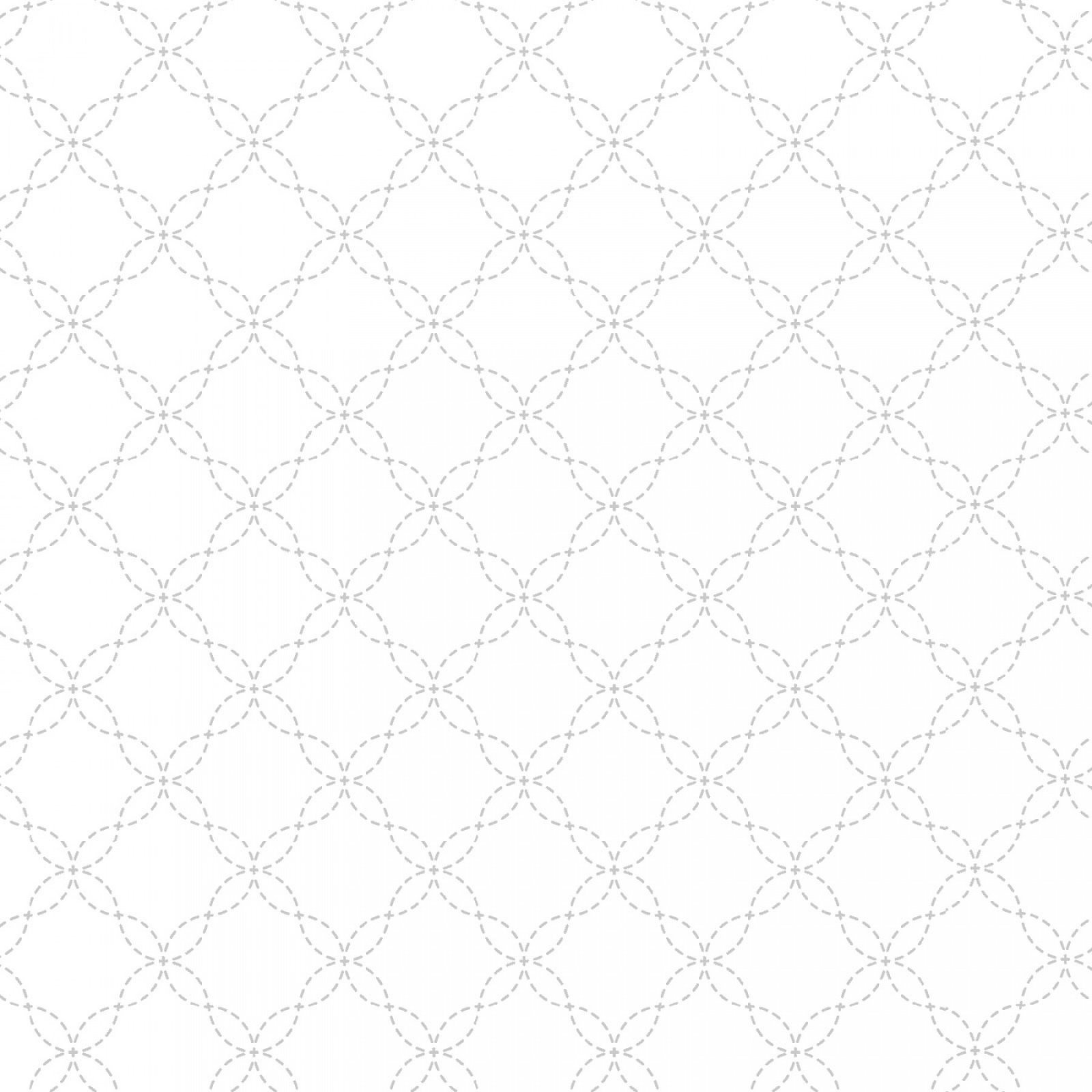 White on White Lattice Kimberbell