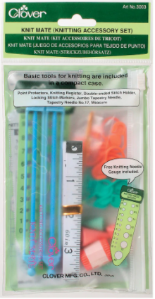 Knit Mate Knitting Accessory Set