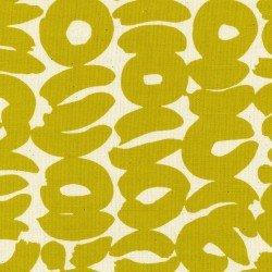 Kokka See Design Mustard