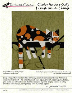Charley Harper Limp on a Limb