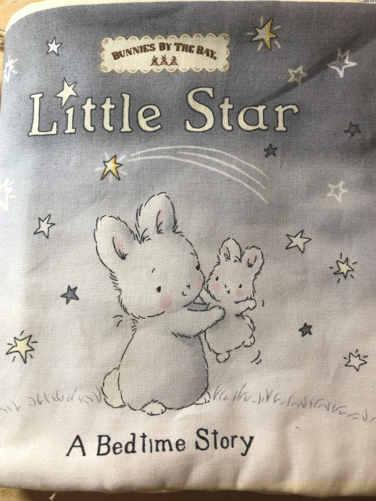 Little Star Soft Book