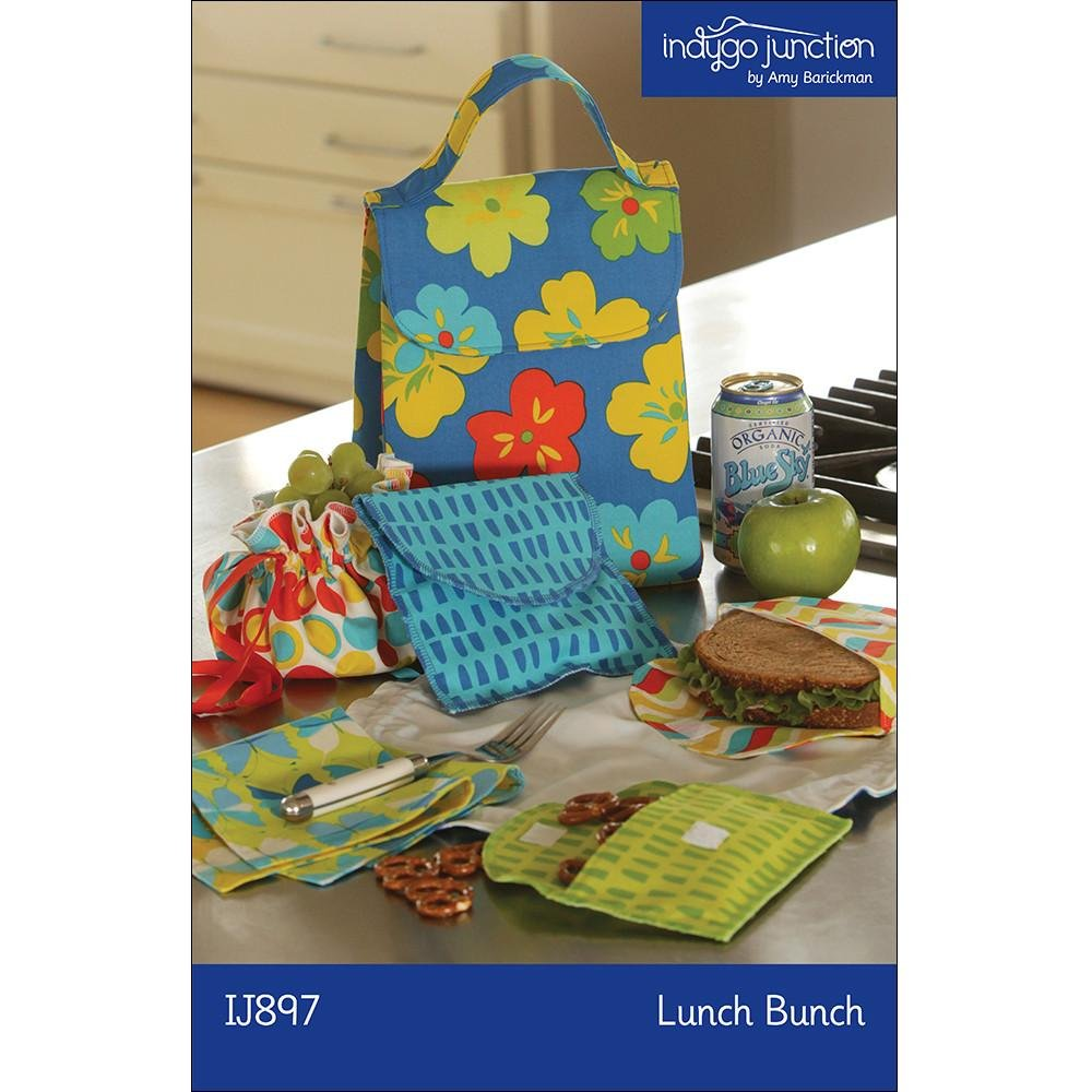 Lunch Bunch pattern