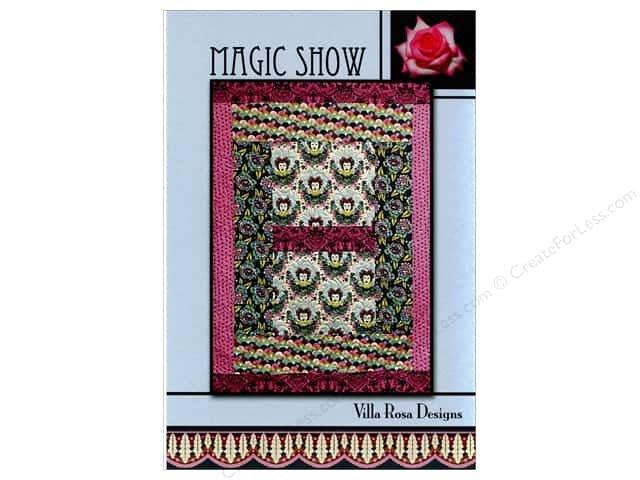 Villa Rosa Pattern Card Magic Show