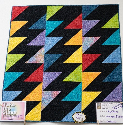 March 2020 Top-a-Long Quilt Kit