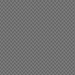 Kimberbell Make Yourself at Home Herringbone Dark Gray Fabric
