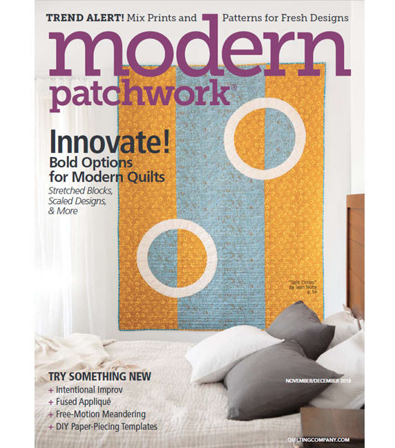 Modern Patchwork Nov/Dec. 2018