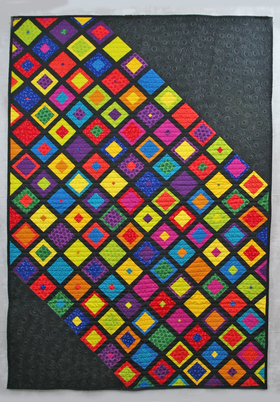 Off the Grid Quilt Kit
