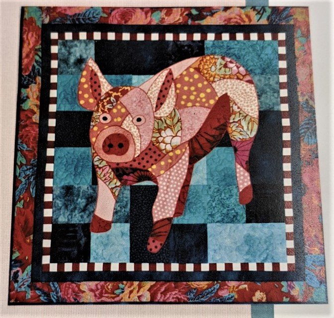 Miss Peggy Quilt Pattern