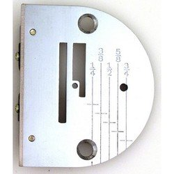 Singer Featherweight 221 Needle Plate with Marking