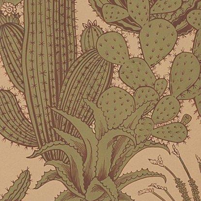 Desert Floor Tea/Olive Cactus