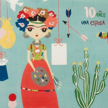 Alexander Henry Esperanza Turquoise Frida Kahlo