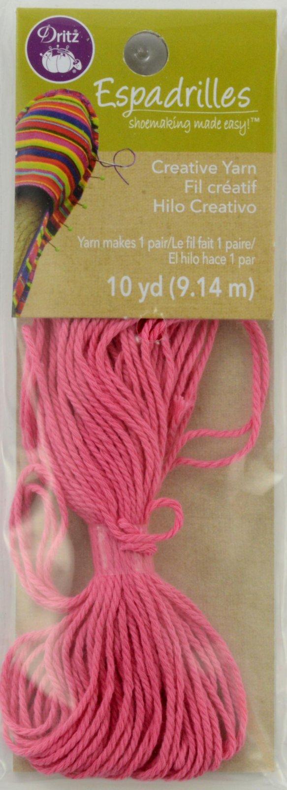Espadrille Yarn Pink
