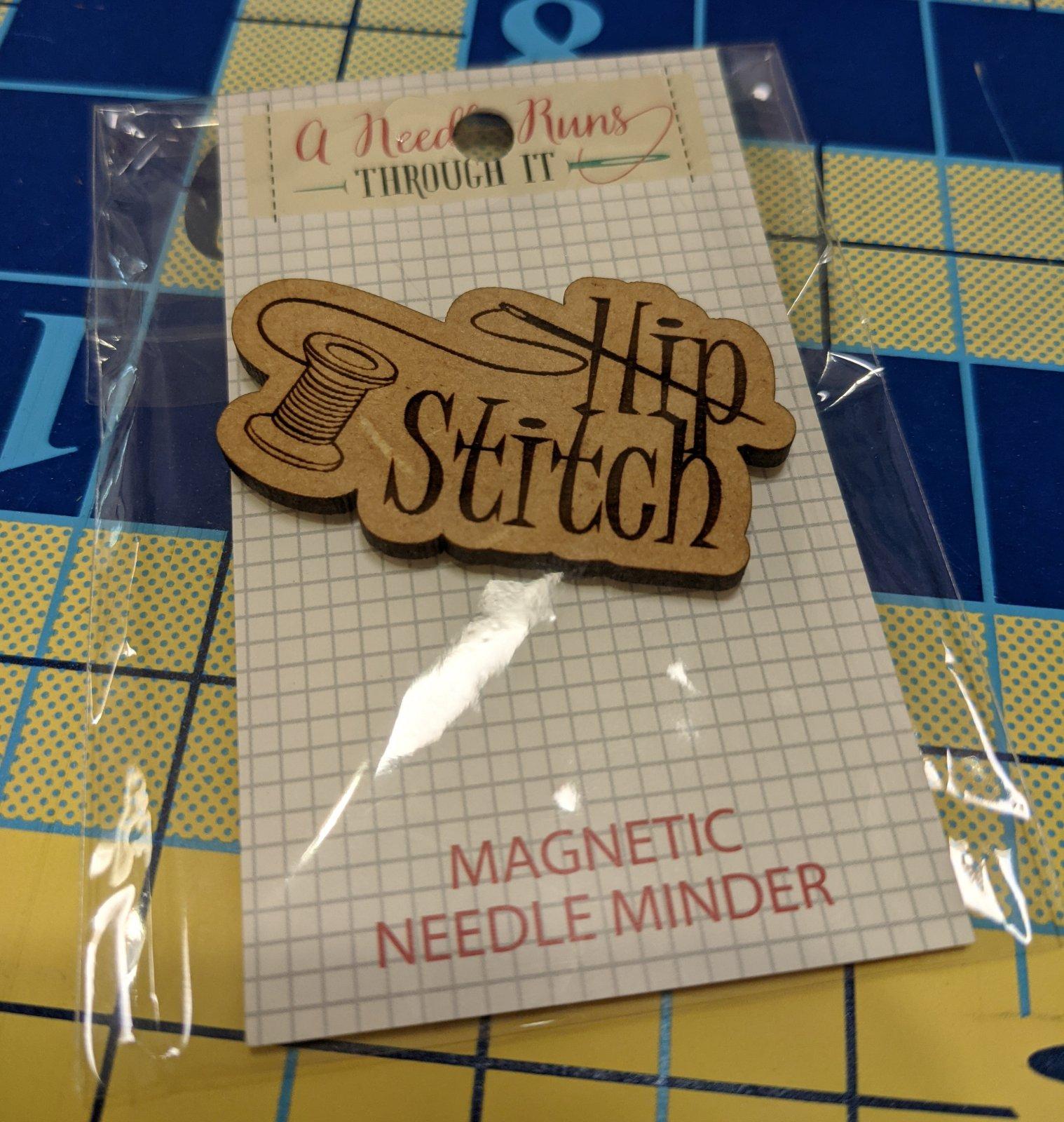 Hip Stitch Needle Minder
