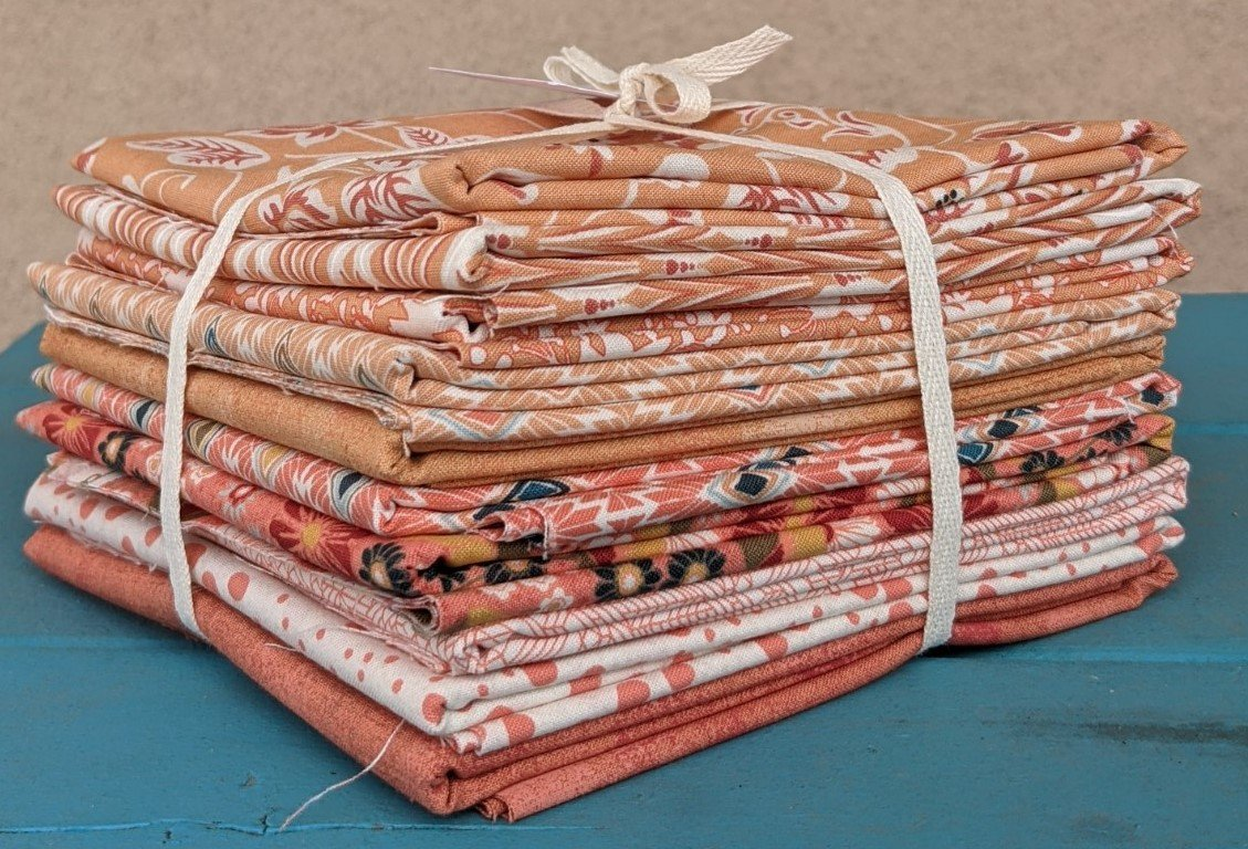 Cider by Basic Grey Half Yard Bundle of 10 - Pick your Colorway