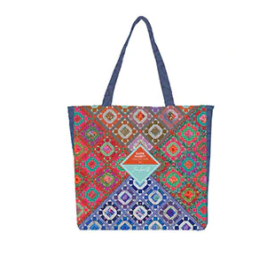 Kaffe Fassett Quiltalong Registration - Tote Bag & Pattern