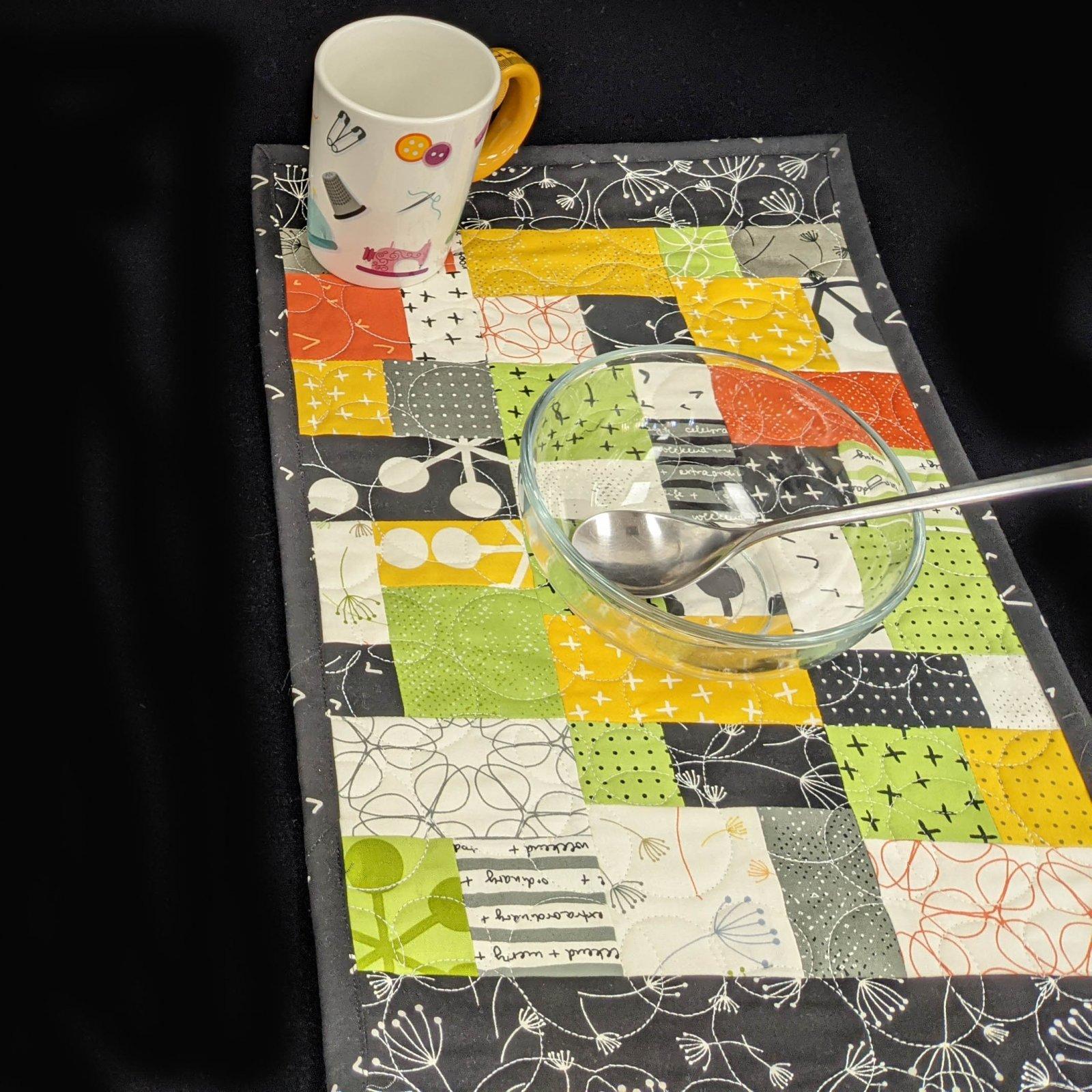 Mini Brick Road Placemats Kit