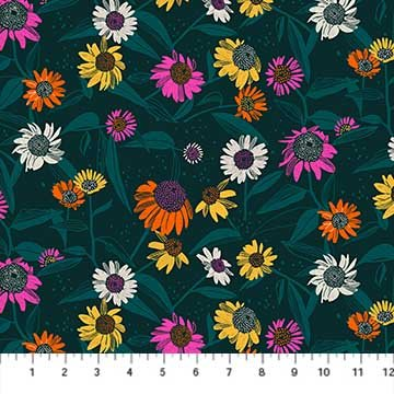 Flora by FIGO Rayon Echinacea