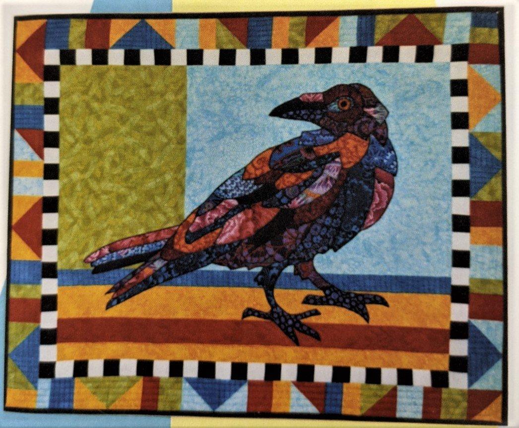 Raven Magic Quilt Pattern