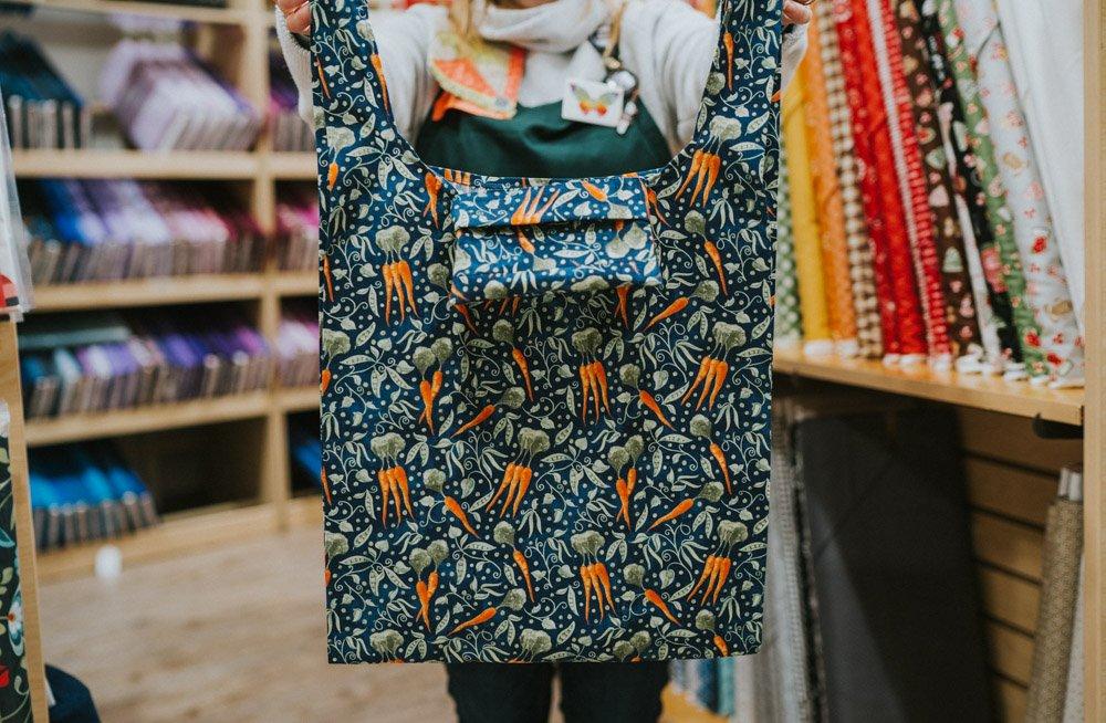 Reusable Tote Bag pattern