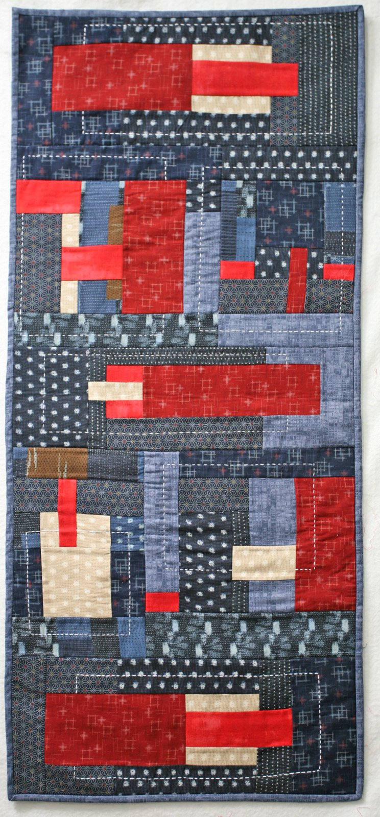 Treasure Boxes Quilt Kit
