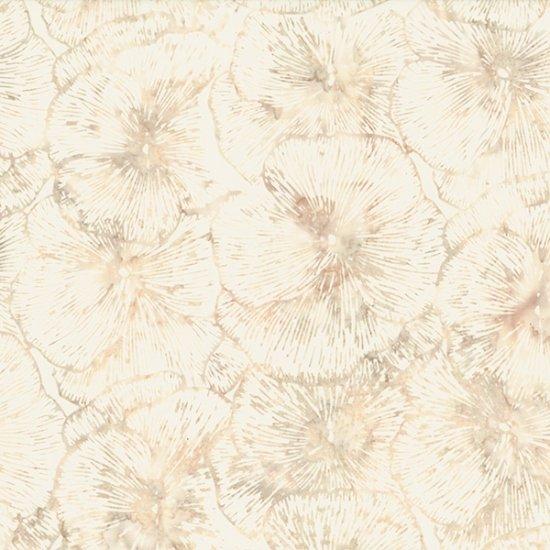 Bali Batik - Pansy Lines Wheat