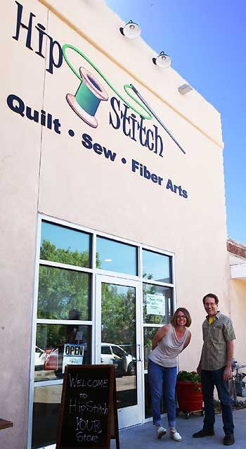 hip stitch quilting store