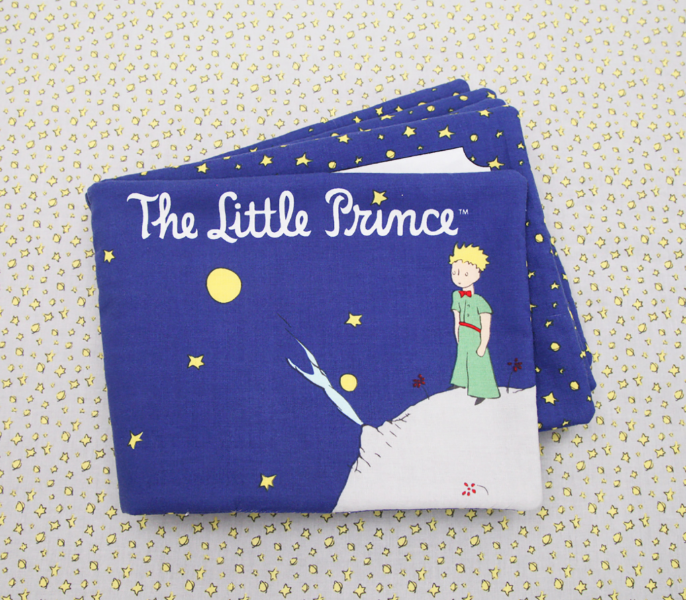 The Little Prince Soft Book Panel