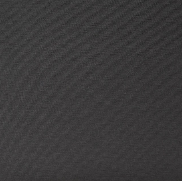 Avalana Jersey Solid Charcoal