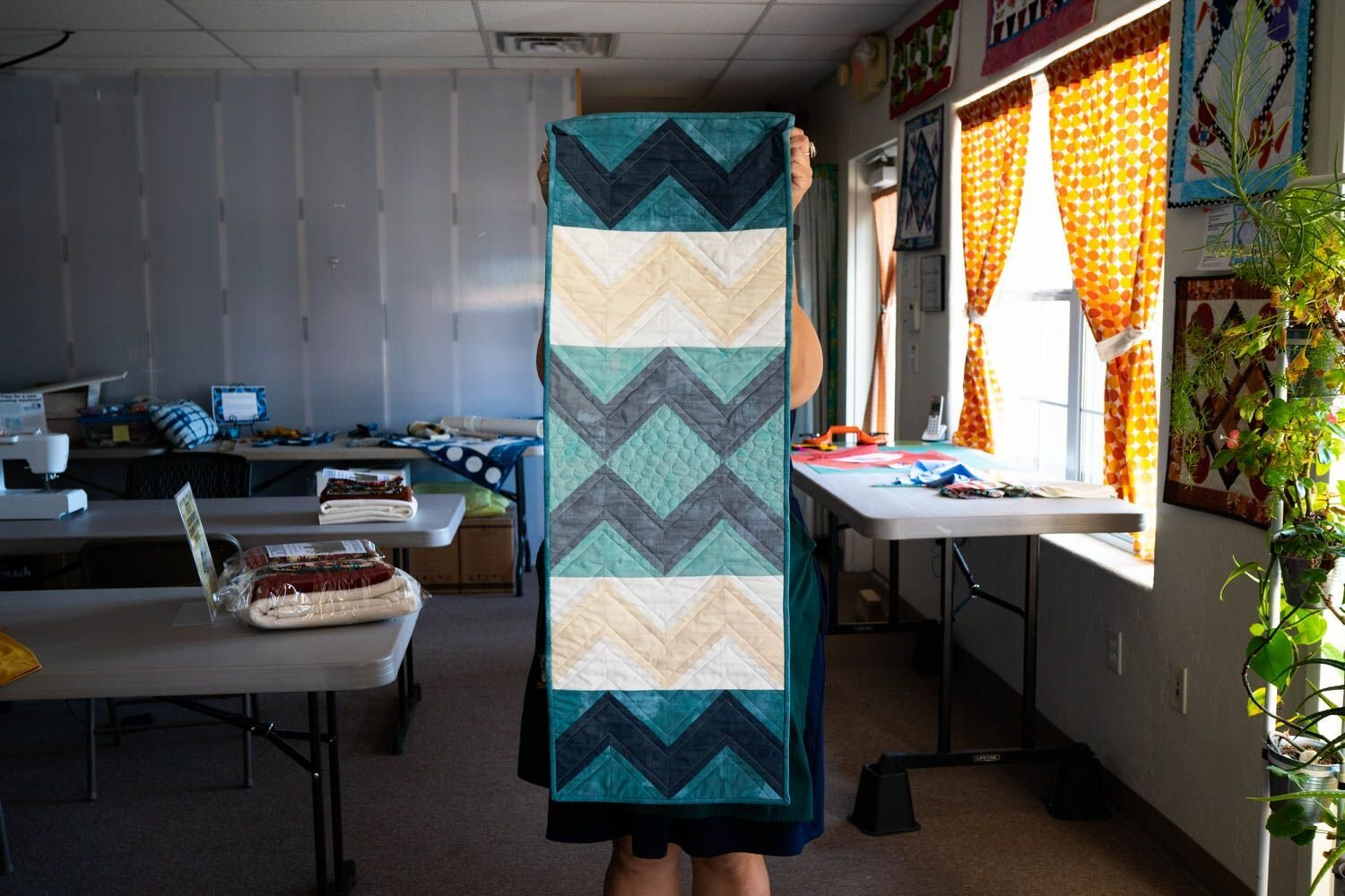 Simply Southwest Table Runner Pattern