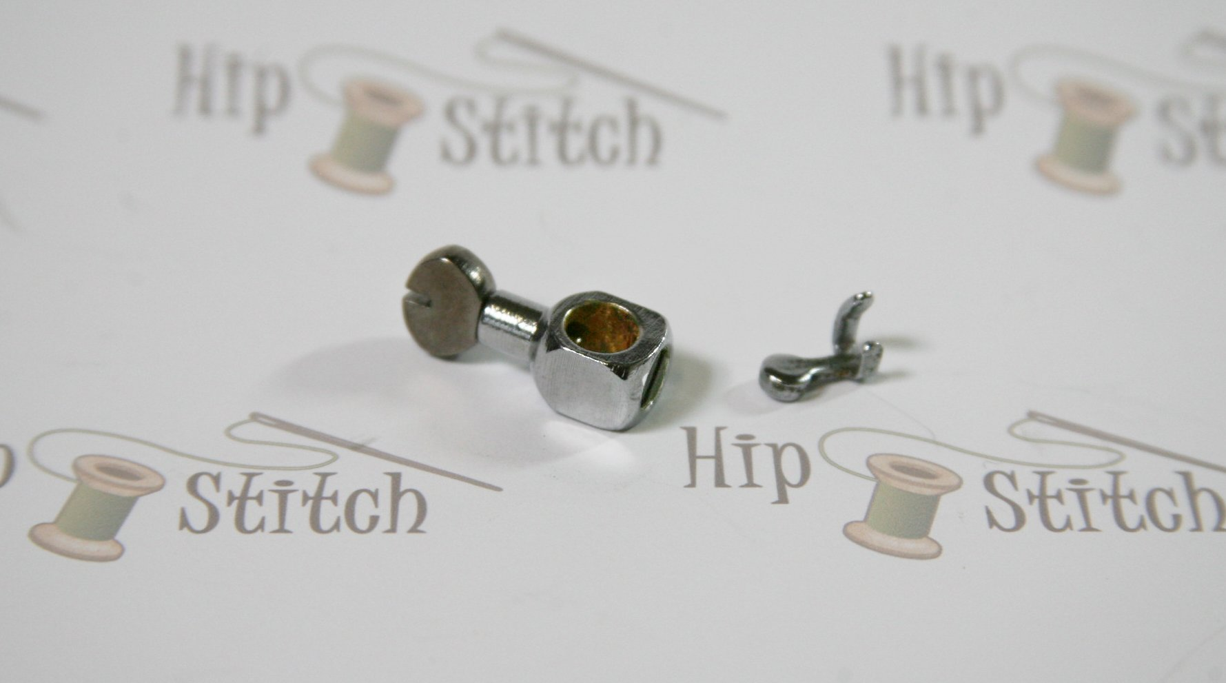Singer Featherweight 221 Needle Clamp & Thread Guide