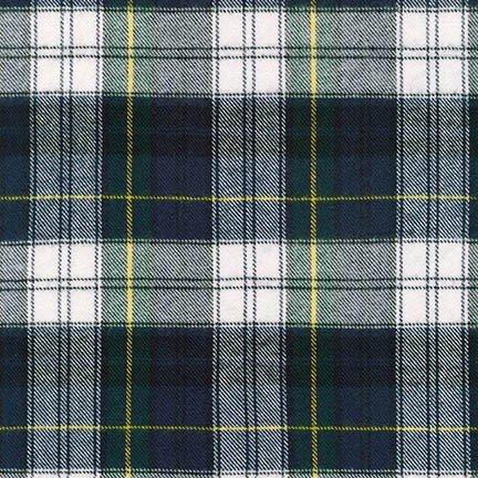 Highlander Flannel Blue