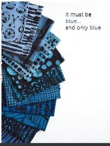 The Blue One by Marcia Derse: FQ Bundle