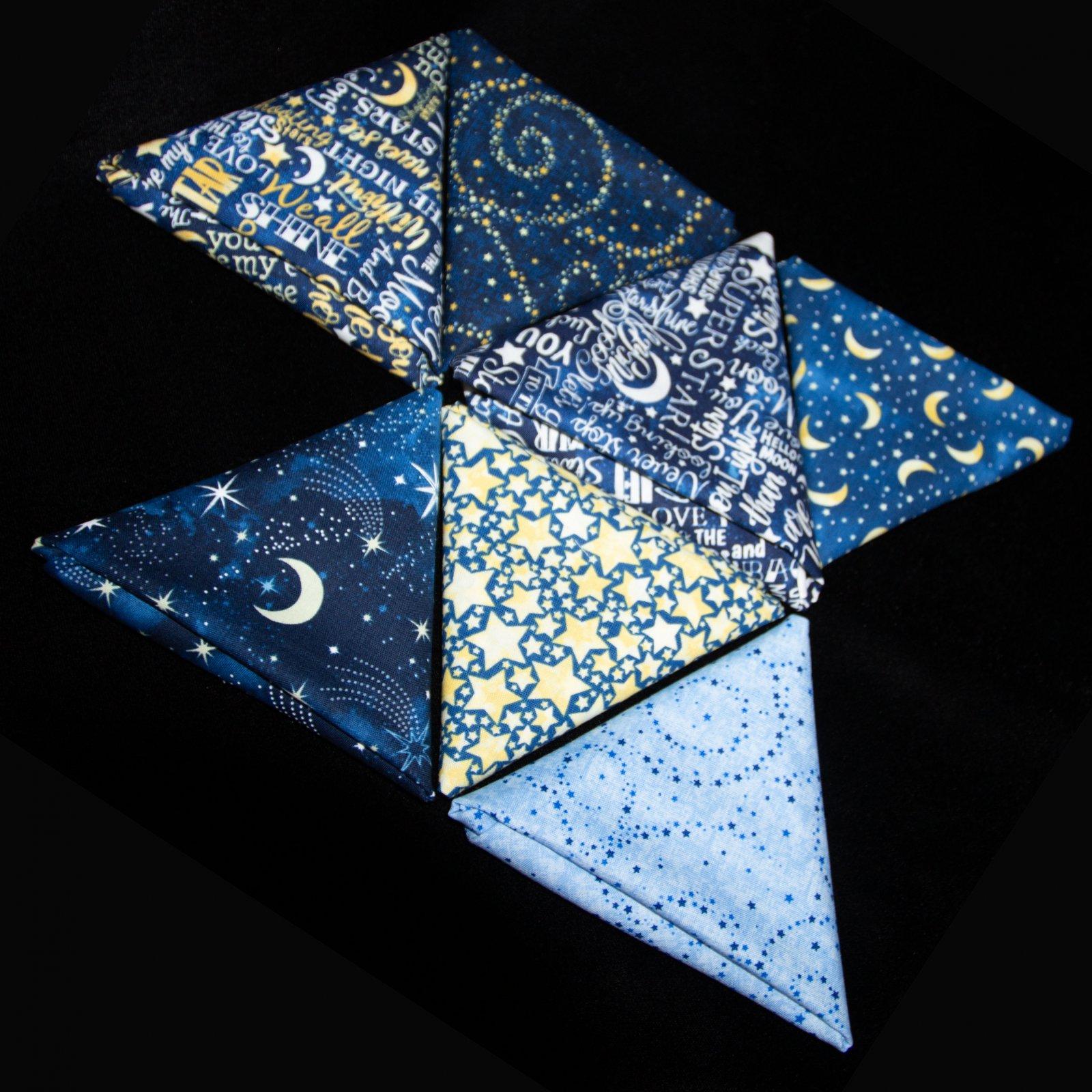 I Love You to the Moon and Back 9 Fat Quarter Bundle