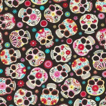Sugar Skulls Knit