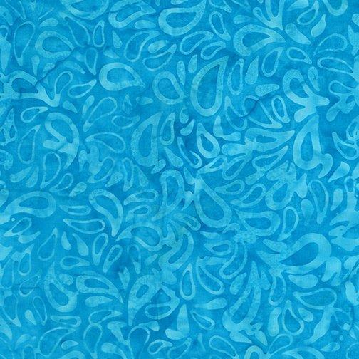 Petal Splash Turquoise