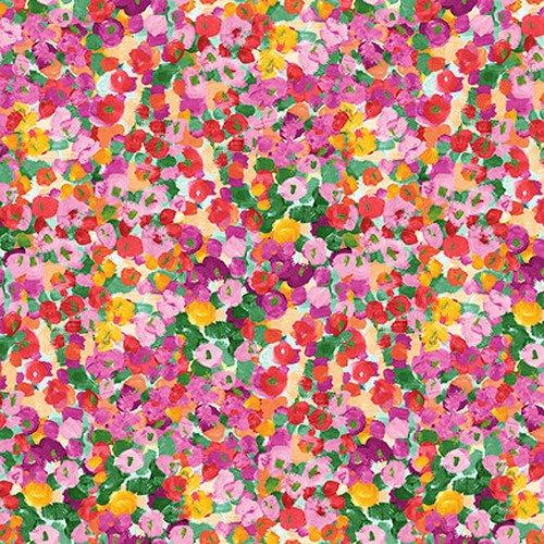 Udder Chaos Allover Floral Pink