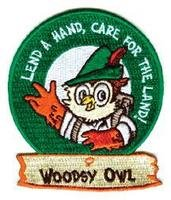 Woodsy 2005 Patch
