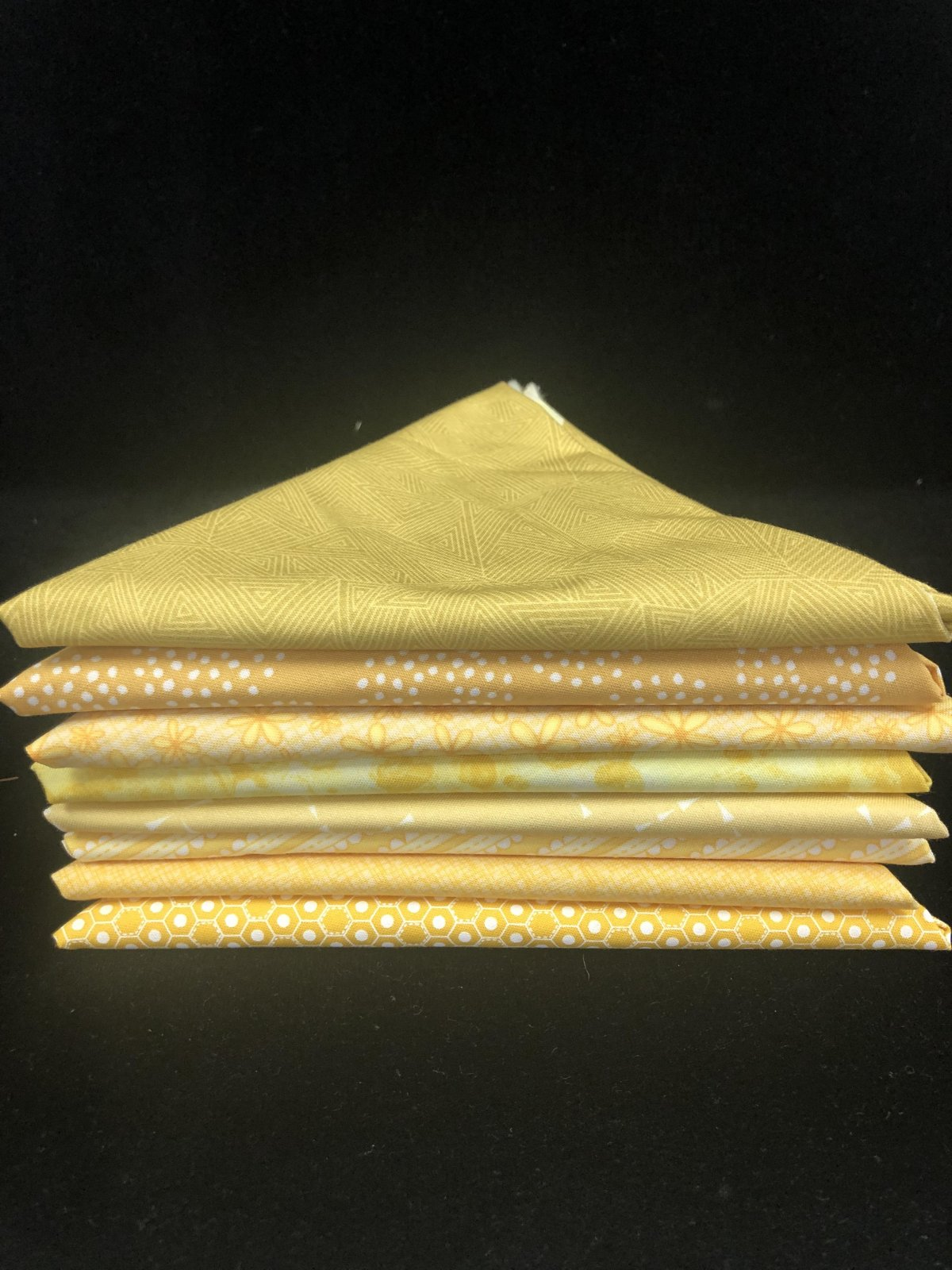 Yippie Yellow! Fat Quarter Bundle