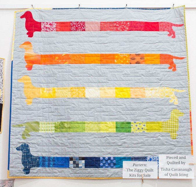 Ziggy Quilt Kit